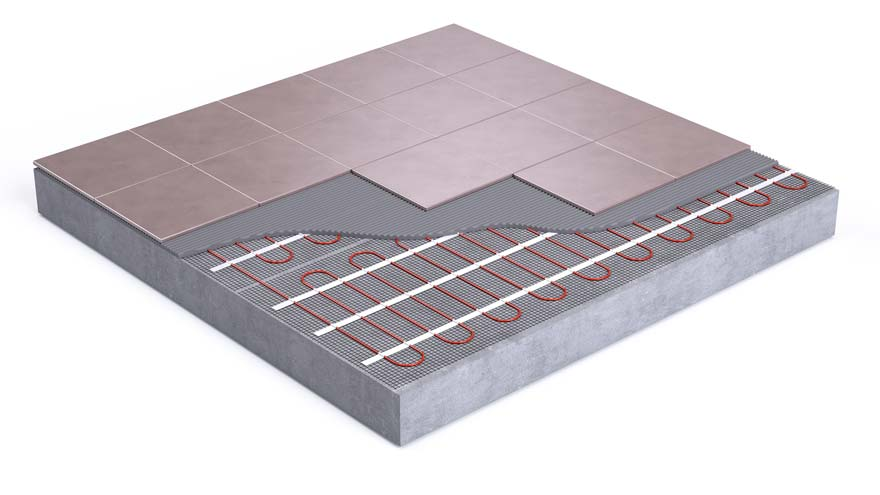 Underfloor Heating Design