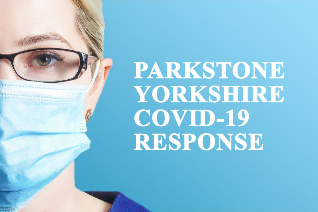 Parkstone Yorkshire terms and conditions for essential repair work during the Coronavirus pandemic.