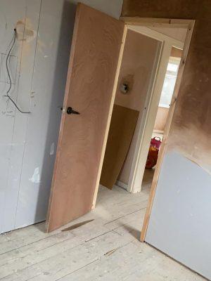 Straight swap bathroom new bathroom door from inside bathroom
