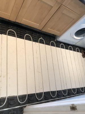 ufh,solflex, underfloor heating
