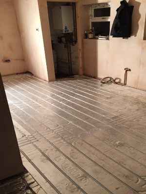 wunda, ufh, underfloor heating