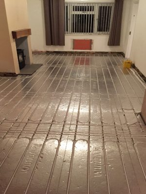 ufh, wunda, underfloor heating