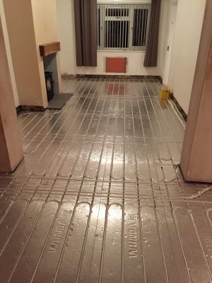 wunda, underfloor heating, ufh