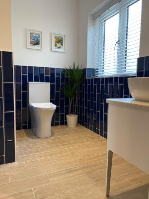 kitchen to bedroom conversion toilet position