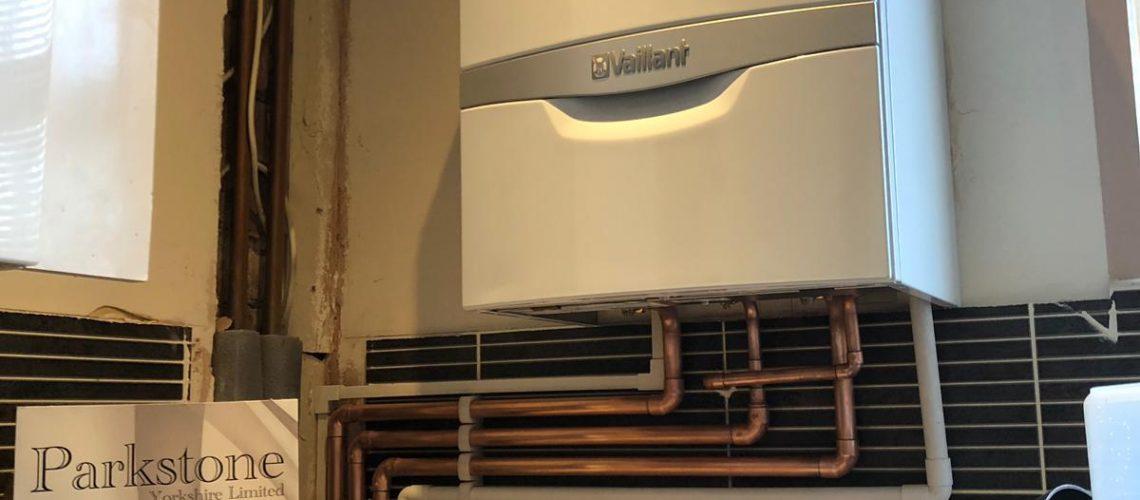 combi boiler location that meets current regulations